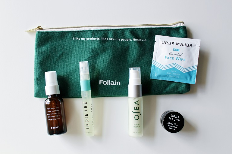 Clean Essential Kit by Follain