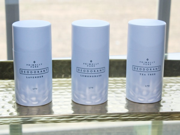 My favorite deodorants from Primally Pure