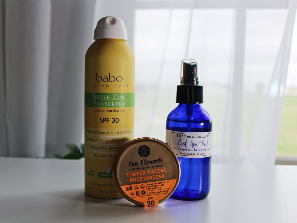 Summer Clean Beauty musthaves.